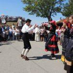 VÍDEO: Día de Asturias en el santuario de la Virgen del Acebo, en Cangas del Narcea