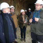 Finalizan los trabajos en la cubierta del monasterio de Cornellana