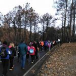 Solidaridad en El Franco, tras los incendios