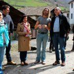 Las obras de restauración del hábitat osero en el corredor de Leitariegos concluirán este año