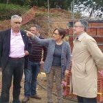 La depuradora de la ría del Eo recibirá en julio los primeros vertidos de la zona de Aldeanova