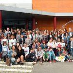 Premio al colegio de Belmonte por su flashmob sobre reciclaje