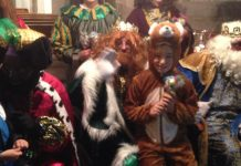 Cabalgata de Reyes en Somiedo