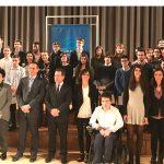 Un alumno de Tineo entre los Premios Extraordinarios de Formación Profesional