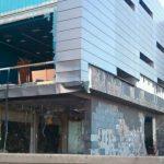 Comienzan los trabajos para adecentar la antigua sede del Museo del Calamar Gigante de Luarca