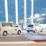 Quejas por la ocupación de la estación de autobuses de Tineo
