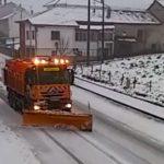 Actualización 12h: Boal se suma a los concejos con carreteras afectadas por la nieve en el Occidente