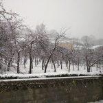 Nieve en Grandas de Salime