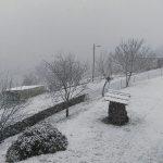 Nieve en Presnas, Allande