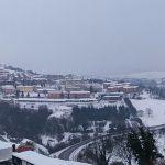 Nieve en Tineo