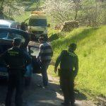Un fallecido en accidente de tractor en Penlés, en Cangas del Narcea