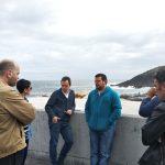 IU pedirá al Principado el estudio sobre el espigón de Puerto de Vega