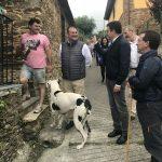 Un trecho del Camino de Santiago para conmemorar la declaración de Patrimonio de la Humanidad