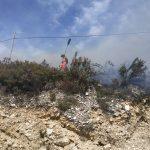 Asturias solicita la intervención de la UME para luchar contra los incendios forestales
