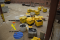 Cinco detenidos por robos en polígonos de Tineo y Salas